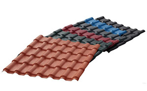 PVC雷电竞app官网瓦型号选择得根据屋面结构决定